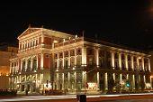 Concert Hall In Vienna