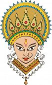 stock photo of kali  - Durga kali - JPG