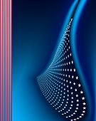 stock photo of usa flag  - 4th of July Design - JPG