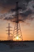 Power Transmission Towers