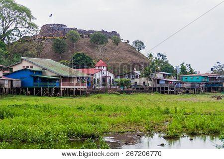 Village Ell Castillo With The
