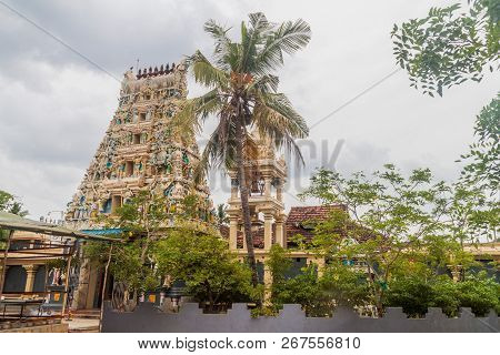 Kali Kovil Temple In Trincomalee