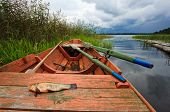 September's Russian Lake Scenery