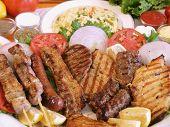 Greek food