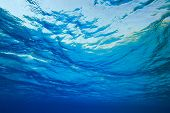 Постер, плакат: Вода волны