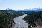 River Through Alaska