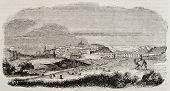 Medea alte Ansicht, Algerien. erstellt von Jung nach Trelo, veröffentlicht am Magasin malerische, Paris, 1840