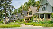 Постер, плакат: Роскошные дома в Ванкувере Канада