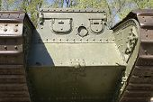 Battle Tank Of The First World War