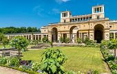 The Orangery Palace In The Sanssouci Park - Potsdam, Germany poster
