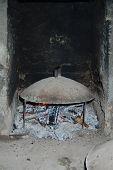 Sach, Traditional Macedonian Tool For Making Pitta