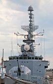 Modern battleship