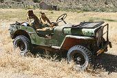 Abandoned Jeep