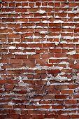 Messy Masonry Wall