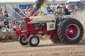International Tractor Pulling