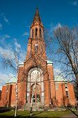 Evangelische Kirche in Lausitzer Platz, Berlin