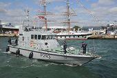 Warship HMS Archer