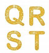 Glittering QRST