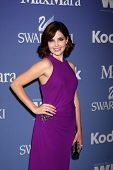 LOS ANGELES - JUN 12:  Jen Lilley arrives at the Crystal and Lucy Awards 2013 at the Beverly Hilton
