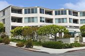 Condominiums In Point Loma San Diego California.