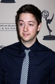 LOS ANGELES - JUN 13:  Bradford Anderson arrives at the Daytime Emmy Nominees Reception presented by