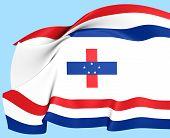 Governador da bandeira Antilhas Holandesas