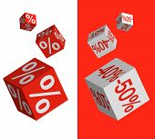 Set Of Discount Dices