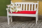 Romantic Couch Outdoor