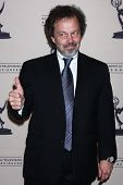LOS ANGELES - JUN 13:  Curtis Armstrong arrives at the Daytime Emmy Nominees Reception presented by