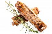 Pork Spareribs With Rosemary