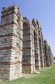Miracles aqueduct in Merida, Extremadura, Spain