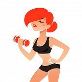 Garota fitness