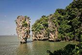 Ko Tapu Island, Thailand