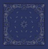 Blue Bandanna, bandana