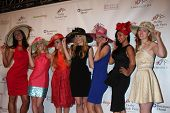 LOS ANGELES - JAN 9:  Atmosphere, Derby Fashion at the