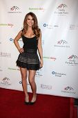 LOS ANGELES - 9 de JAN: Chrishell Stause na festa no prelúdio