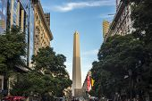 stock photo of apr  - BUENOS AIRES ARGENTINA  - JPG