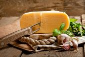 picture of champignons  - Cheese - JPG
