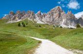 Cir Group, Dolomites, Alps, Italy