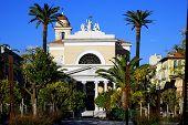 Catholic church in Nice, France
