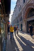 Grand Bazaar street, Istanbul