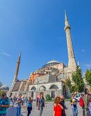 Hagia Sophia, Istanbul attraction