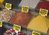 Spice Market In Istanbul
