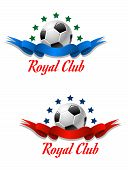 Royal Club soccer championship emblem