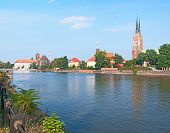 The Oder Embankment