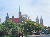 The High Spires