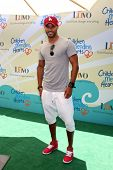 LOS ANGELES - JUN 14:  Ricky Whittle at the Children Mending Hearts 6th Annual Fundraiser at Private