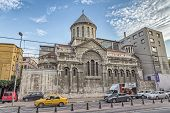 Church of St. Peter and St. Paul in Istanbul