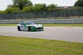 Ginetta G50  Pro Gt4 Race Car