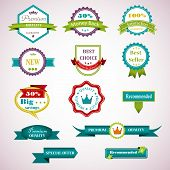 Set Of Label Concept Vector